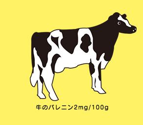 牛のレバニン